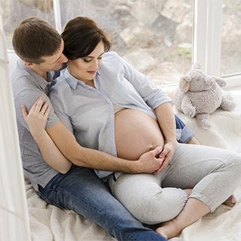 Фотосессии беременности от Юлии Сагань